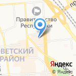 Байкал-Наран Тур на карте Улан-Удэ