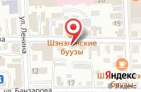 Схема проезда до компании ЗАГС в Петропавловке