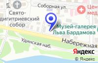 Схема проезда до компании ПРОИЗВОДСТВЕННОЕ ПРЕДПРИЯТИЕ БАЙКАЛ в Баргузине