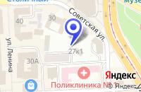 Схема проезда до компании КОНДИТЕРСКИЙ ЦЕХ БИЧУРСКОЕ РАЙПО в Улан-Удэ
