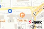 Схема проезда до компании Цветочный магазин Розы Тюльпановны в Улан-Удэ