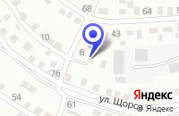 Схема проезда до компании ПРОИЗВОДСТВЕННОЕ ПРЕДПРИЯТИЕ ЗУЛХЭ в Баргузине