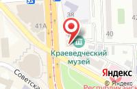 Схема проезда до компании МЕБЕЛЬНЫЙ МАГАЗИН ПАШИНСКАЯ Л.В в Петропавловке