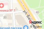 Схема проезда до компании Свадебные штучки в Улан-Удэ
