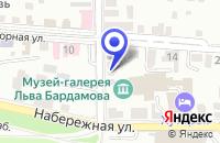 Схема проезда до компании ПРОМТОВАРНЫЙ МАГАЗИН НАДЕЖДА в Турунтаево