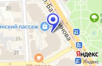 Схема проезда до компании АУДИТОРСКАЯ ФИРМА ФИНКОР-АУДИТ в Улан-Удэ