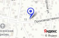 Схема проезда до компании БРОО ВСЕРОССИЙСКОГО ДОБРОВОЛЬНОГО ПОЖАРНОГО ОБЩЕСТВА в Баргузине