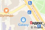 Схема проезда до компании Вестерн в Улан-Удэ