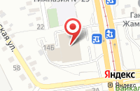 Схема проезда до компании Мобстайл в Улан-Удэ
