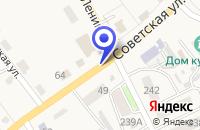 Схема проезда до компании АЗС №28 БУРЯТНЕФТЕПРОДУКТ в Бичуре
