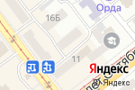 Схема проезда до компании Premiere в Улан-Удэ