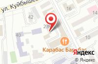 Схема проезда до компании Вечерний Улан-Удэ в Улан-Удэ