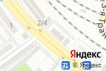 Схема проезда до компании PitStop в Улан-Удэ