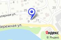 Схема проезда до компании РЫБОЛОВЕЦКИЙ КОЛХОЗ БАЙКАЛЕЦ в Баргузине