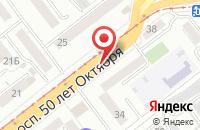 Схема проезда до компании Климовская городская похоронная служба - ритуальные услуги в Климовске