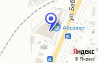 Схема проезда до компании ПРОДОВОЛЬСТВЕННЫЙ МАГАЗИН АБСОЛЮТ в Бабушкине
