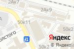 Схема проезда до компании Крепаль в Улан-Удэ