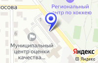 Схема проезда до компании МУП ЖКХ БАЙКАЛ-СЕРВИС в Кабанске
