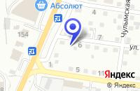 Схема проезда до компании ЛЕСНОЕ ХОЗЯЙСТВО БАЙКАЛЛЕС в Баргузине