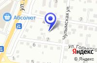 Схема проезда до компании МАГАЗИН БЫТОВОЙ ТЕХНИКИ УСПЕХ в Баргузине