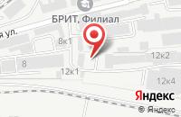 Схема проезда до компании Гринвич в Улан-Удэ