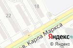 Схема проезда до компании Бурятхлебпром в Улан-Удэ