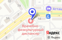 Схема проезда до компании ФИТНЕС-ЦЕНТР ДИАННА С в Улан-Удэ