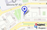 Схема проезда до компании ДЕТСКИЙ САД СОЛНЫШКО в Улан-Удэ