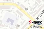 Схема проезда до компании Твой выбор в Улан-Удэ