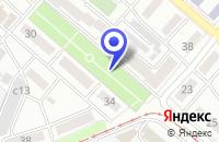 Схема проезда до компании ОБЩЕРАЗВИВАЮЩЕГО ВИДА ДЕТСКИЙ САД № 16 в Кабанске