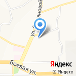 АйВека на карте Улан-Удэ