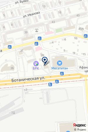 АЗС БАЙКАЛЬСКАЯ РЕГИОНАЛЬНАЯ КОМПАНИЯ на карте Улан-Удэ