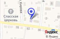 Схема проезда до компании ЦЕНТР ОБЩЕСТВЕННОГО ДОСТУПА К ИНФОРМАЦИИ в Турунтаево