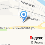Актив на карте Улан-Удэ