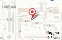 Схема проезда до компании Стрелец в Улан-Удэ