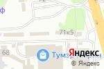 Схема проезда до компании МастерОК в Улан-Удэ