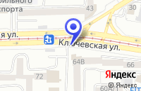 Схема проезда до компании КУРБИНСКИЙ ЛЕССХОЗ в Улан-Удэ