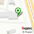 Местоположение компании АлексГрупп