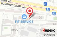 Схема проезда до компании Движение Аукцион в Улан-Удэ