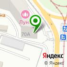 Местоположение компании Школа-студия Ольги Исаевой