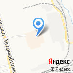 Roll`n`Burger на карте Улан-Удэ