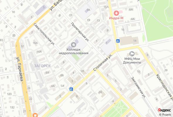 жилой комплекс Загорский