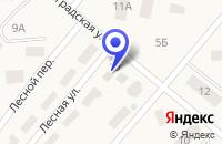 Схема проезда до компании СЕВЕРОБАЙКАЛЬСКОЕ ЛЕСНИЧЕСТВО в Северобайкальске