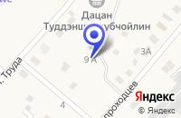 Схема проезда до компании СЕРВИСНАЯ ФИРМА СТАРГУР в Северобайкальске