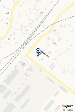 БАЙКАЛ АВТОСЕРВИС на карте Северобайкальска