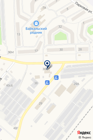 ТЕПЛОЭНЕРГОСЕРВИС на карте Северобайкальска