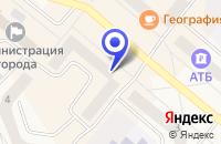 Схема проезда до компании МАГАЗИН ПРОСПЕКТ в Северобайкальске