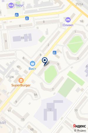 ГОСТЕХИНВЕНТАРИЗАЦИЯ ПО РЕСПУБЛИКЕ БУРЯТИЯ на карте Северобайкальска