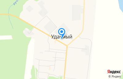 Местоположение на карте пункта техосмотра по адресу Респ Саха /Якутия/, у Мирнинский, г Удачный