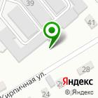 Местоположение компании Гаражный кооператив №109